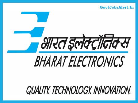 # BEL- Recruitment 2019 – Various Engineers  Posts   Apply Online