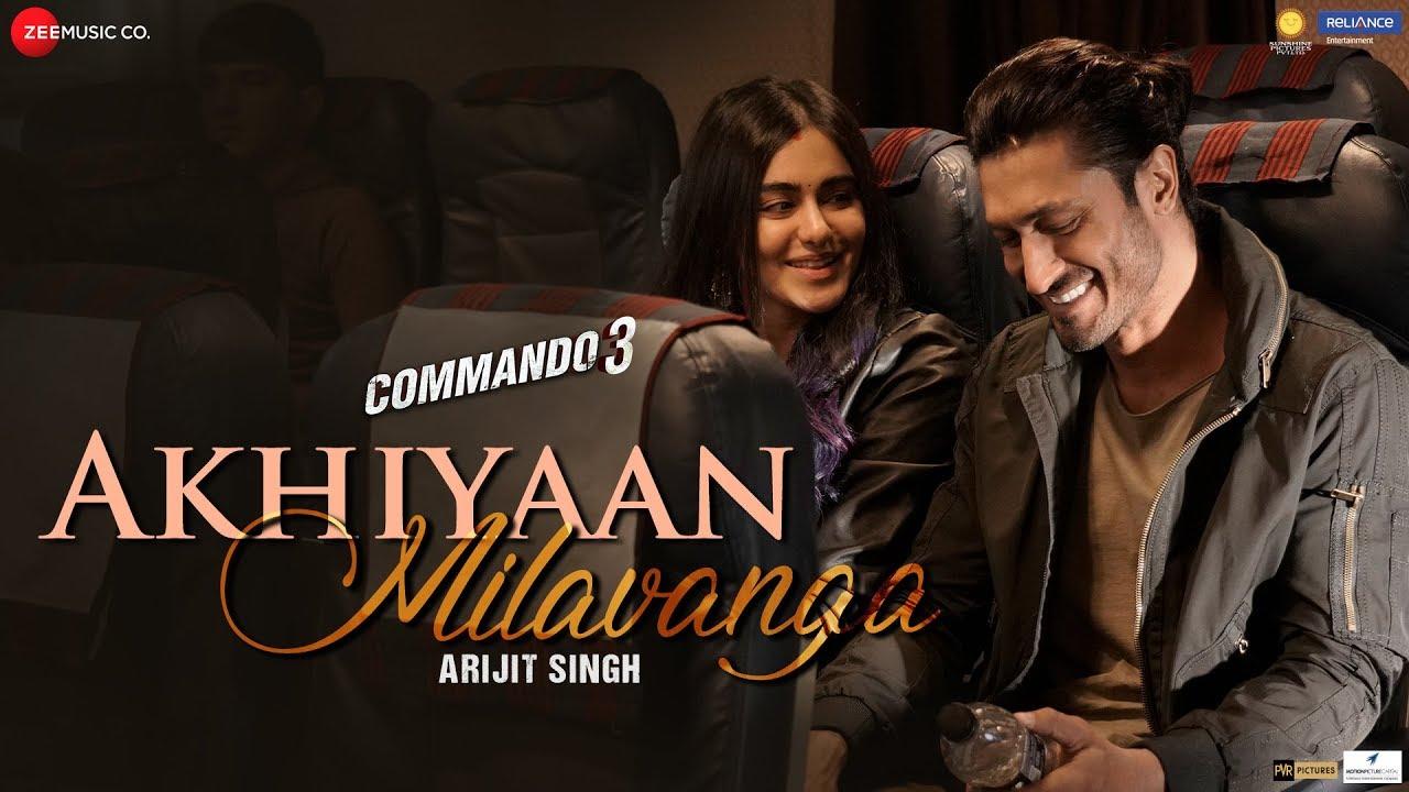 Akhiyaan Milavanga Lyrics - Arijit Singh