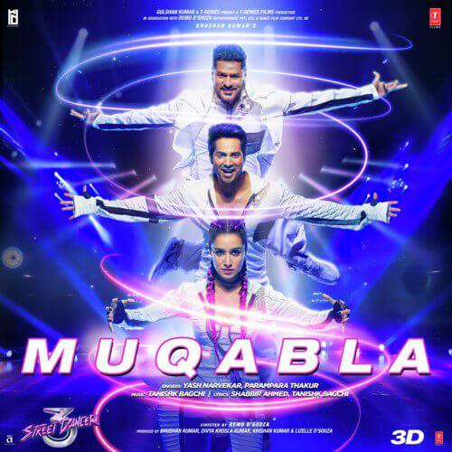 Muqabla Muqabla - Street Dancer 3D